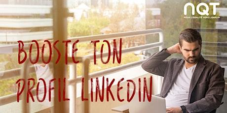 Atelier  Booste ton LinkedIn !  ...Aux Rdvs de l'Emploi à LAVAL billets
