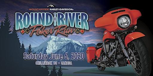 Round the River Poker Run 2020