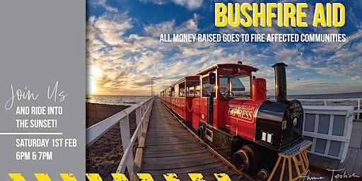 Bushfire Aid Jetty Train Fundraiser - 7PM