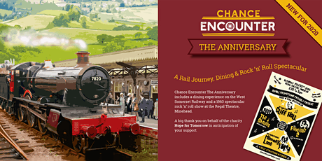 Chance Encounter - The Anniversary at The Regal Theatre Minehead tickets