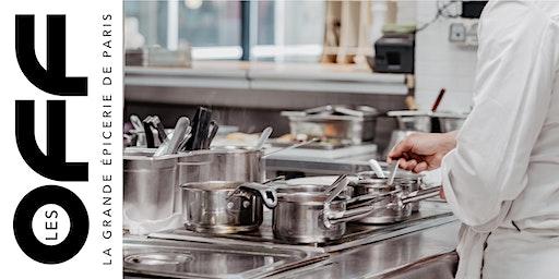 Les OFF : Masterclass ravioles de langoustines avec nos chefs