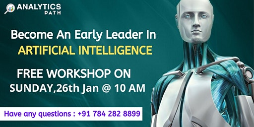 AI Free Interactive Session On 26th Jan  @ 10:00 AM