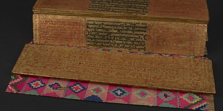 Manuscript Textiles from the British Library - Show & Tell  by Jana Igunma tickets