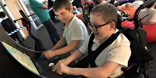 Everyone Can Child Gaming Sessions