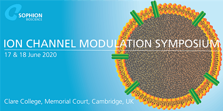 Ion Channel Modulation Symposium 2020 - Cambridge, United Kingdom  tickets