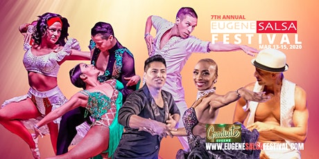 7th Annual Eugene Salsa Festival tickets