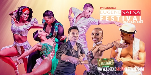 7th Annual Eugene Salsa Festival