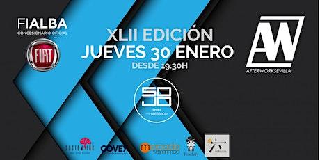 Afterwork Sevilla XLII Edición entradas
