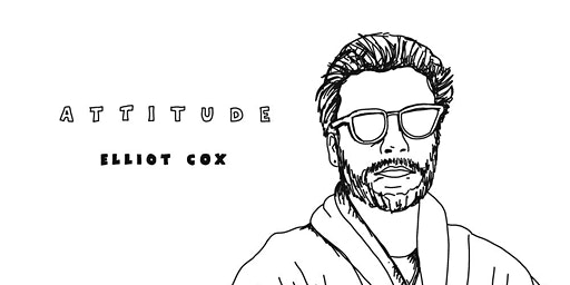 Elliot Cox 'Attitude' Single Launch