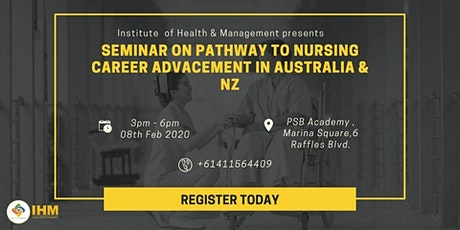 Australia and New Zealand welcome Overseas Qualified Nurses. tickets
