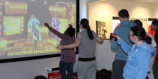 Everyone Can Adult Gaming Session