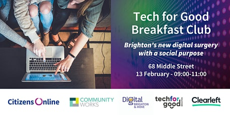 Tech for Good Breakfast Club tickets