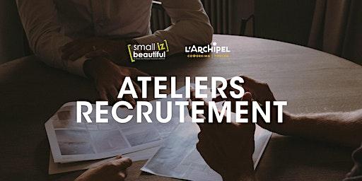 Smallizbeautiful - ATELIER 2 : choisir un candidat