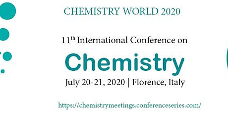11th International Conference on  Chemistry tickets