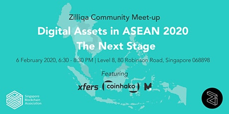 Digital Assets in ASEAN 2020 - The Next Stage tickets