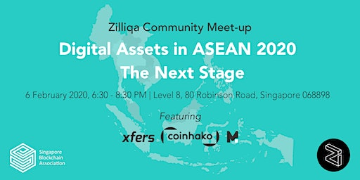 Digital Assets in ASEAN 2020 - The Next Stage