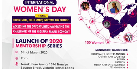 100Women International  Women's Day Conference tickets