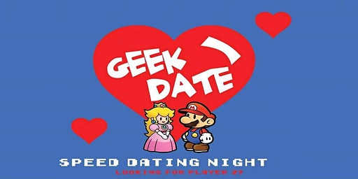 Nerd Speed Dating - Looking for Player 2