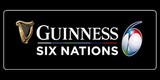 Six Nations Rugby:  Ireland V Italy // England V Wales