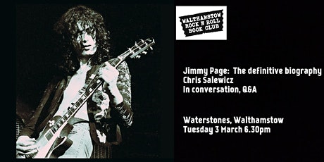 JIMMY PAGE - CHRIS SALEWICZ tickets