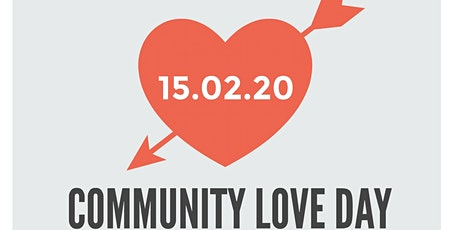 Community love day tickets
