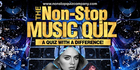 The Non-Stop Music Quiz tickets