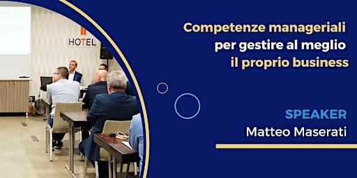 Competenze manageriali per gestire al meglio il proprio business