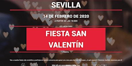 Fiesta San Valentín en Pause&Play Los Alcores entradas