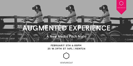 Augmented Experience: A New Media Pitch Night tickets
