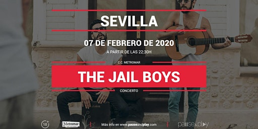 Concierto The Jail Boys en Pause&Play Metromar
