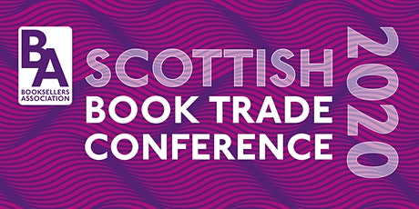 Scottish Book Trade Conference 2020 tickets