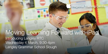 Moving Learning forward with iPad tickets