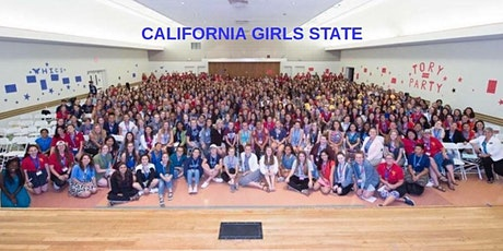 GIRLS STATE TEA for San Mateo County District 26 tickets