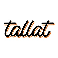 TALLAT Specialty Coffee  logo