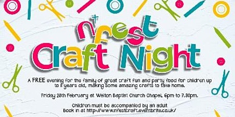 N'fest Craft Night tickets