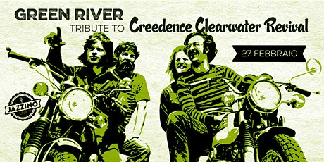 Green River - Creedence Clearwater Revival Tribute - Live at Jazzino biglietti