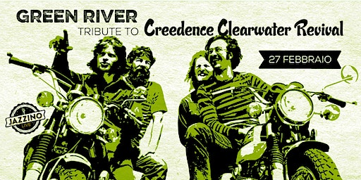Green River - Creedence Clearwater Revival Tribute - Live at Jazzino