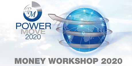 MONEY WORKSHOP 2020 biglietti