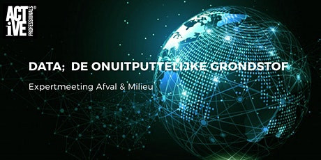 Expertmeeting Afval & Milieu tickets