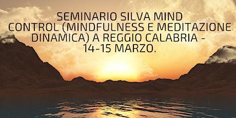 Seminario/ Formazione (Mindfulness eMeditazione Dinamicadel Metodo Silva) tickets
