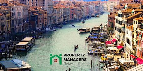 Property Managers 2020: novità in materia normativa, opportunità e sviluppi biglietti