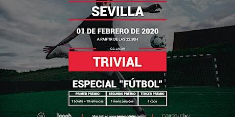 Trivial Especial Fútbol en Pause&Play Lagoh entradas