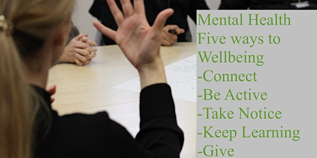 Mental Health First Aid (Adult Two day course) - Birmingham tickets