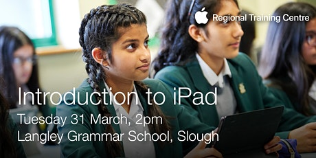 Introduction to iPad tickets