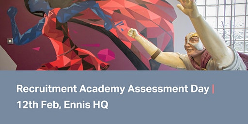 Recruitment Academy Assessment Day