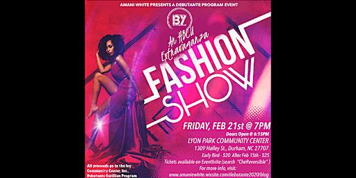 An HBCU Extravaganza Fashion Show