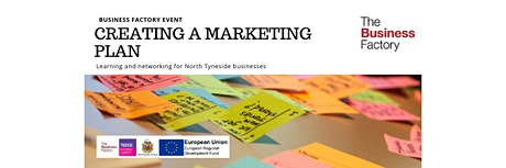 Creating a Marketing Plan for your Business | Friday 7th February at 9.30am tickets