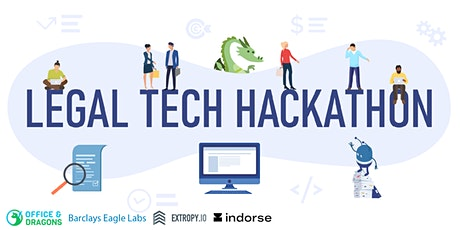 Legal Tech Hackathon tickets