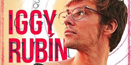 Iggy Rubin | Que nadie intente hacerse el héroe - Tour 2020 entradas