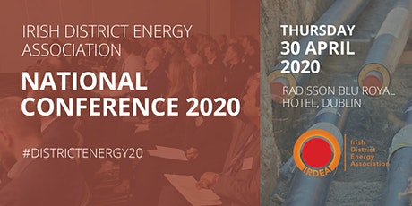 Irish District Energy Association National Conference tickets